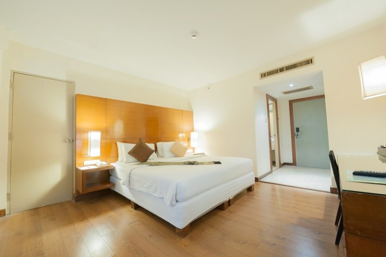 The Seasons Pattaya : Deluxe Room